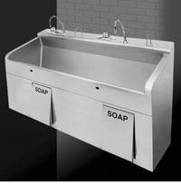 Scrub Sinks